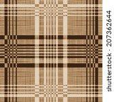 geometric retro seamless...   Shutterstock .eps vector #207362644