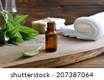Spa Set With Essential Sage Oi...