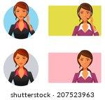 cartoon illustration of a...   Shutterstock .eps vector #207523963