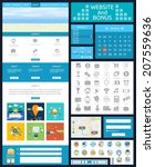 website page template. web...