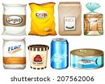 illustration of the different...   Shutterstock .eps vector #207562006
