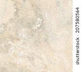 travertine stone floor tile... | Shutterstock . vector #207580564