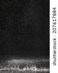 rain | Shutterstock . vector #207617884