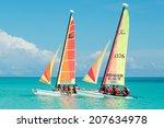cayo santa maria  cuba   july... | Shutterstock . vector #207634978