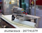 industrail machine for process... | Shutterstock . vector #207741379