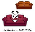 happy and joyful cartoon of... | Shutterstock .eps vector #207929584