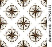 seamless background pattern of...   Shutterstock .eps vector #207929836