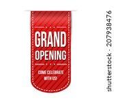 Grand Opening Banner Design...