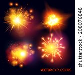 Vector Explosions   Collection...