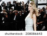 cannes  france   may 21  rosie... | Shutterstock . vector #208086643