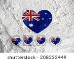 National Flag Of Australia...