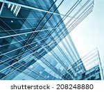 panoramic and perspective wide... | Shutterstock . vector #208248880