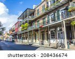 new orleans  louisiana usa  ... | Shutterstock . vector #208436674
