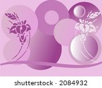 decorative background | Shutterstock . vector #2084932