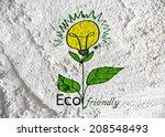 Eco Friendly Light Bulb Plant...