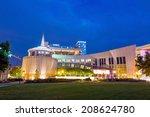 nashville   august 1  country... | Shutterstock . vector #208624780