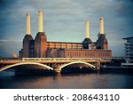 Battersea Power Station Over...