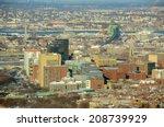 Boston Downtown West End...