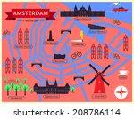 City Map Illustration Of...