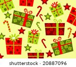 christmas vector illustration | Shutterstock .eps vector #20887096