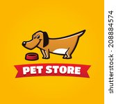 Pet Store Funny Dog Badge...