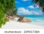 Tropical Beach Anse Patates At...