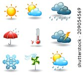 illustration of the different... | Shutterstock .eps vector #209054569