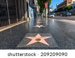 hollywood  los angeles   oct 20 ... | Shutterstock . vector #209209090