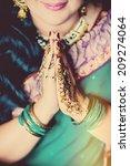 india   Shutterstock . vector #209274064