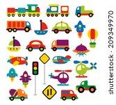 transportation vector clip art...