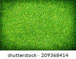 artificial grass sport field... | Shutterstock . vector #209368414