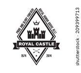 Royal Castle Tower   Original...