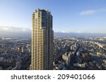 The High Rise Apartment And Th...
