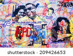 berlin  germany  july 31  2014  ... | Shutterstock . vector #209426653