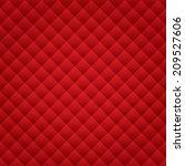 red diamond background   Shutterstock .eps vector #209527606