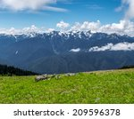 Mount Olympus Olympic National...