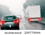 Bad Weather Driving   Traffic...