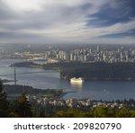Vancouver   Cruise Ship...