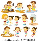 illustration of the different... | Shutterstock . vector #209839084