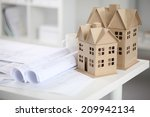 Image Of New Model House On...
