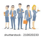 vector illustration of a... | Shutterstock .eps vector #210020233