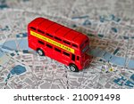 The Iconic Red Bus Miniature O...