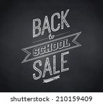 composite image of back to... | Shutterstock . vector #210159409