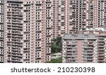 apartment buildings in rio de... | Shutterstock . vector #210230398