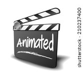 3d,actor,animated,animation,anime,artificial,blackboard,board,chalkboard,cinema,cinematography,clap,clapper,clapper-board,cut
