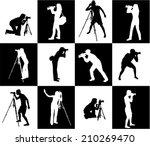 photographer  | Shutterstock .eps vector #210269470