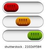 simple button vectors. user...