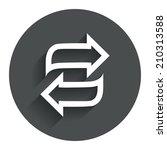 rotation icon. repeat symbol....