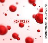 abstract molecules design....