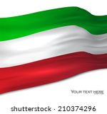 textile background in italian... | Shutterstock .eps vector #210374296